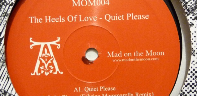 The Heels Of Love – Quiet Please