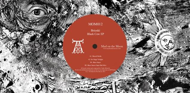 Brioski – Black Cow EP
