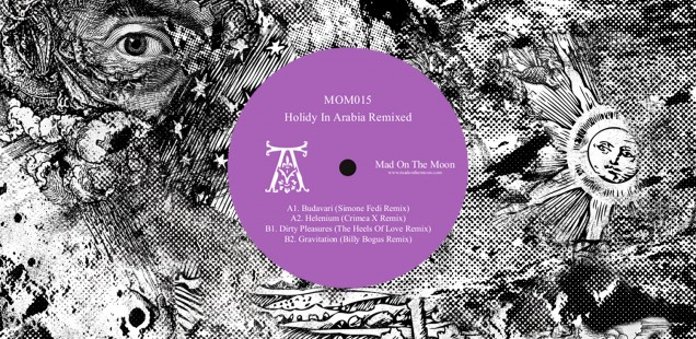 Holiday In Arabia – Remixes