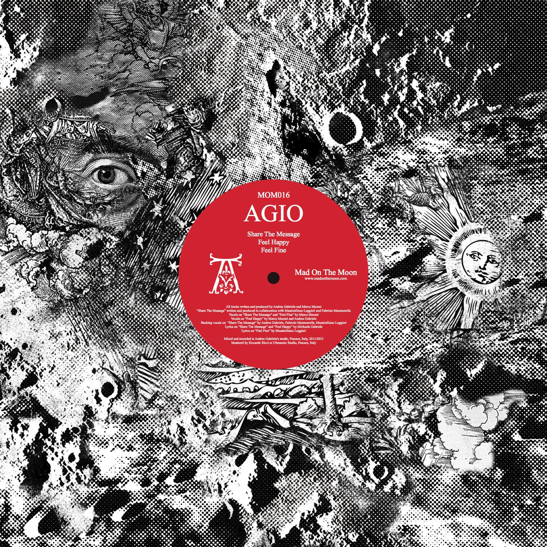 Agio - Agio EP